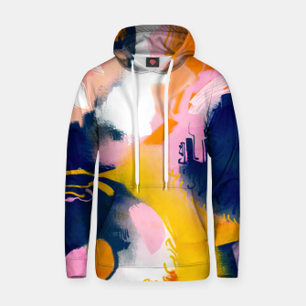 Thumbnail image of Deep dream Cotton hoodie, Live Heroes