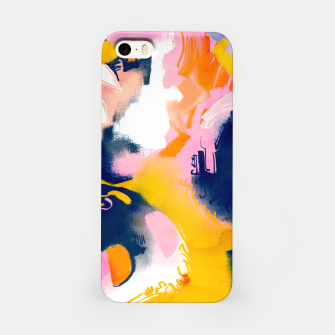 Thumbnail image of Deep dream iPhone Case, Live Heroes