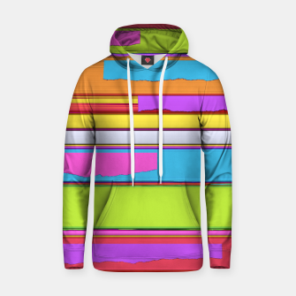 Thumbnail image of Side streets Cotton hoodie, Live Heroes