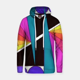 Thumbnail image of Simple cuts Cotton hoodie, Live Heroes