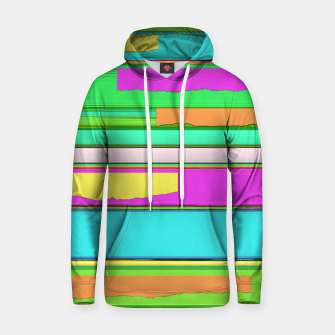 Thumbnail image of Side streets 2 Cotton hoodie, Live Heroes