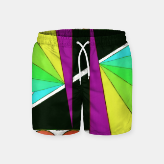 Thumbnail image of Simple cuts 2 Swim Shorts, Live Heroes