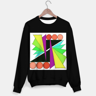 Thumbnail image of Simple cuts 2 Sweater regular, Live Heroes