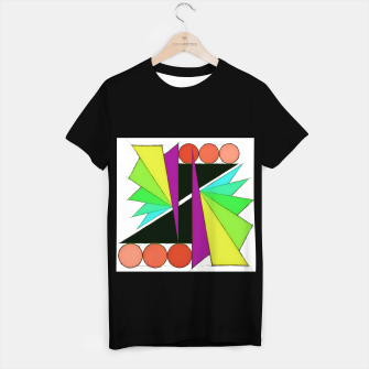 Thumbnail image of Simple cuts 2 T-shirt regular, Live Heroes
