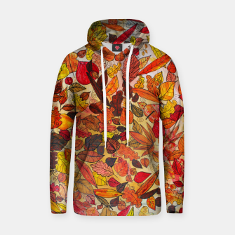 Thumbnail image of Autumn Leaves Hoodie, Live Heroes