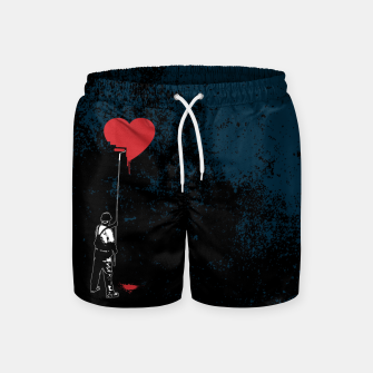 Miniaturka Heart Painter Graffiti Love Swim Shorts, Live Heroes