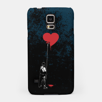 Thumbnail image of Heart Painter Graffiti Love Samsung Case, Live Heroes