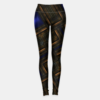 The Golden Trunyai Leggings