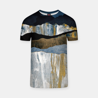 Thumbnail image of Painted Mountains T-shirt, Live Heroes
