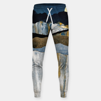 Thumbnail image of Painted Mountains Cotton sweatpants, Live Heroes