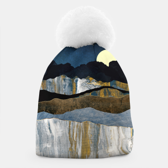 Thumbnail image of Painted Mountains Beanie, Live Heroes