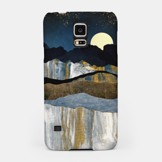 Thumbnail image of Painted Mountains Samsung Case, Live Heroes