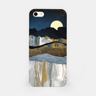 Thumbnail image of Painted Mountains iPhone Case, Live Heroes