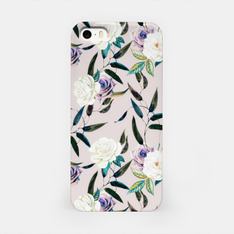 Thumbnail image of Flowery flowers pattern Carcasa por Iphone, Live Heroes