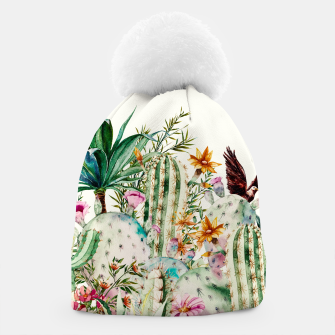 Thumbnail image of Blooming in the cactus Gorro, Live Heroes