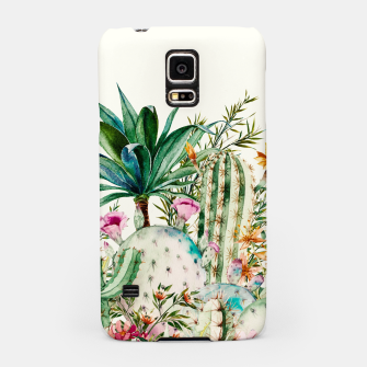 Thumbnail image of Blooming in the cactus Carcasa por Samsung, Live Heroes