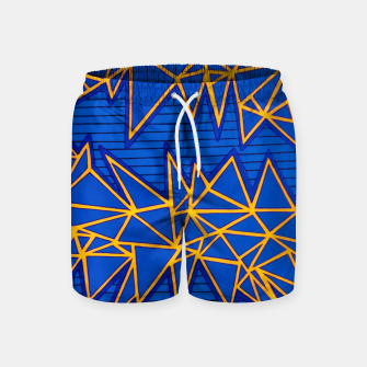 Thumbnail image of TR Untitled 1 Swim Shorts, Live Heroes