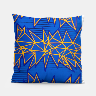 Thumbnail image of TR Untitled 1 Pillow, Live Heroes