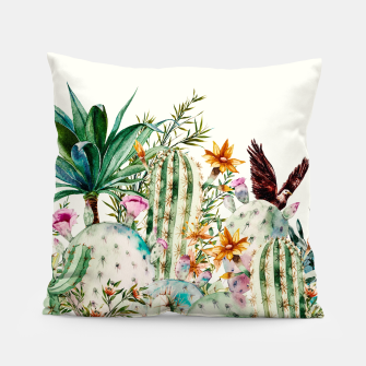Thumbnail image of Blooming in the cactus Almohada, Live Heroes