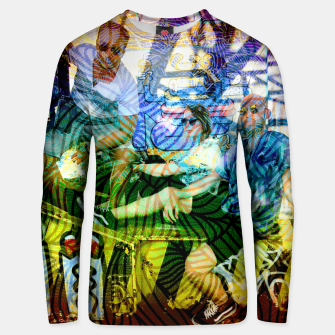 Thumbnail image of D Cotton sweater, Live Heroes