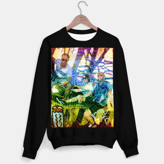 Thumbnail image of D Sweater regular, Live Heroes
