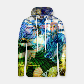 Thumbnail image of D Cotton hoodie, Live Heroes