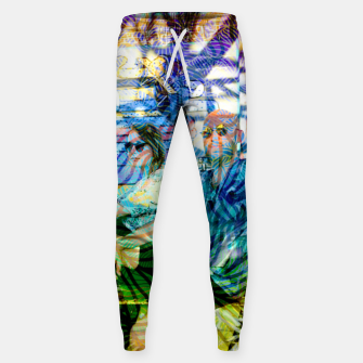 Thumbnail image of D Cotton sweatpants, Live Heroes