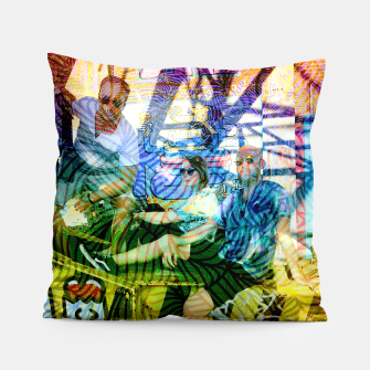 Thumbnail image of D Pillow, Live Heroes