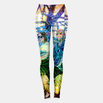 Thumbnail image of D Leggings, Live Heroes