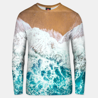 Thumbnail image of Devour Me Cotton sweater, Live Heroes