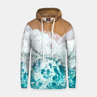 Thumbnail image of Devour Me Cotton hoodie, Live Heroes