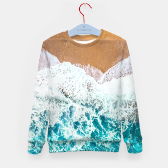 Thumbnail image of Devour Me Kid's sweater, Live Heroes