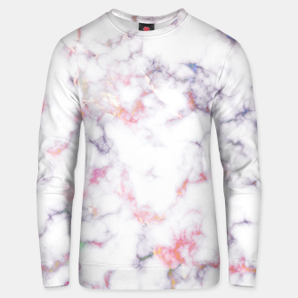 Thumbnail image of Colorful Marble Cotton sweater, Live Heroes