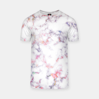 Thumbnail image of Colorful Marble T-shirt, Live Heroes