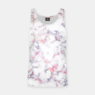 Thumbnail image of Colorful Marble Tank Top, Live Heroes