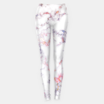 Thumbnail image of Colorful Marble Leggings, Live Heroes