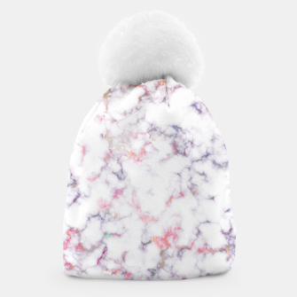 Thumbnail image of Colorful Marble Beanie, Live Heroes