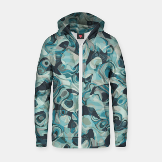 eternity Cotton zip up hoodie thumbnail image