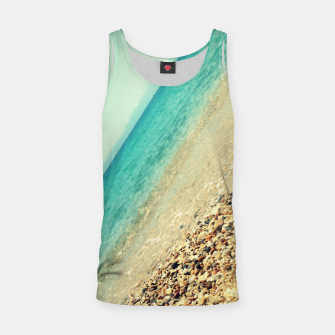 Thumbnail image of Mediterranean lines Tank Top, Live Heroes
