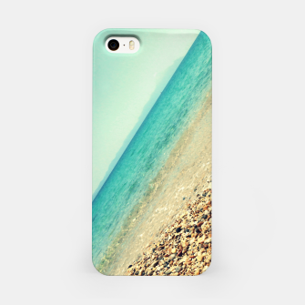 Thumbnail image of Mediterranean lines iPhone Case, Live Heroes