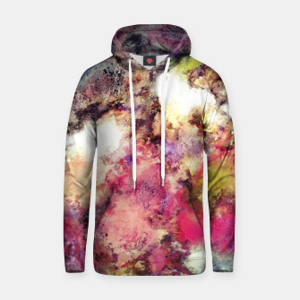 Raspberry rocks Cotton hoodie thumbnail image