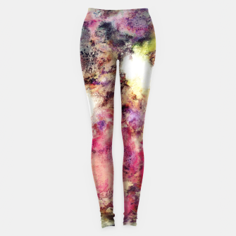 Miniatur Raspberry rocks Leggings, Live Heroes