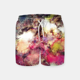 Miniaturka Raspberry rocks Swim Shorts, Live Heroes