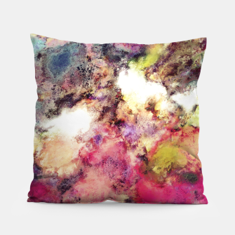 Raspberry rocks Pillow thumbnail image