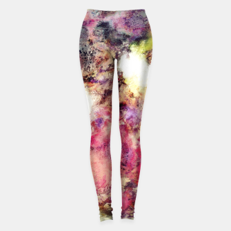 Raspberry rocks Leggings thumbnail image