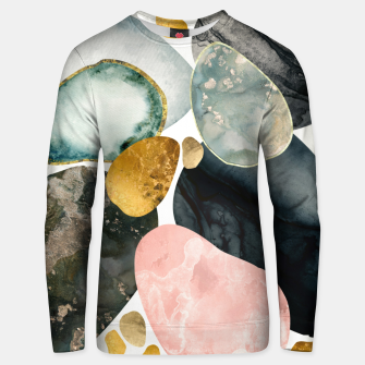 Thumbnail image of Pebble Abstract Cotton sweater, Live Heroes