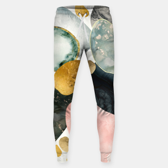 Thumbnail image of Pebble Abstract Cotton sweatpants, Live Heroes