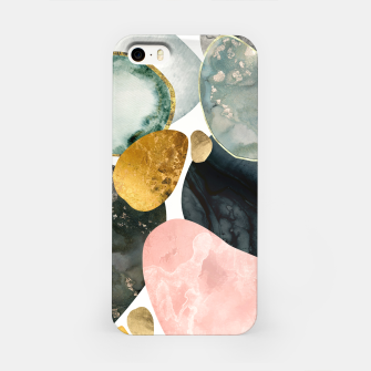 Thumbnail image of Pebble Abstract iPhone Case, Live Heroes