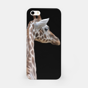 """Thumbnail image of """"GIRAFFE"""" iPhone-Hülle, Live Heroes"""