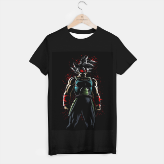 Miniatur The best father Camiseta Regular, Live Heroes